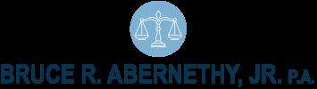 Bruce R. Abernethy, Jr. P.A. Header Logo